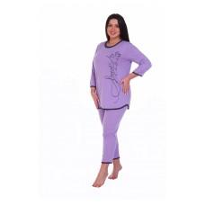 """Пижама """"Нежка""""фиолетовый"""