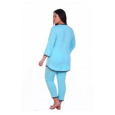 "Пижама ""Нежка"" голубой"