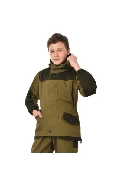 Костюм детский «Горка-3» (тк. Палатка)
