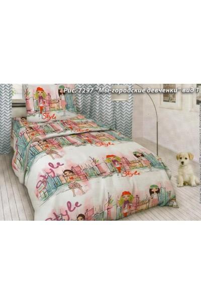 Детское постельное белье из бязи пл 125БГ-322(д)