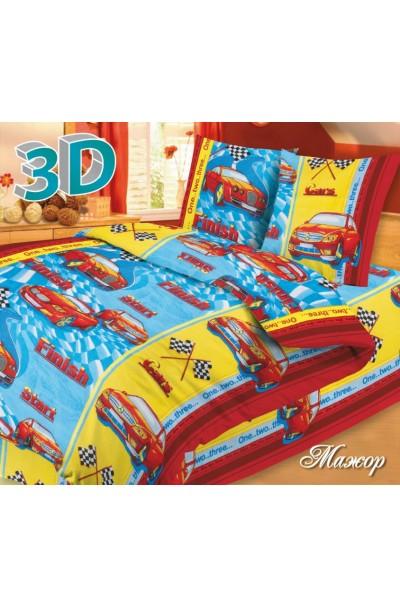 Детское постельное белье из бязи пл 125БГ-552 (д)
