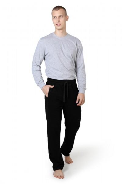 Трико мужское, М-9584 сбоку и сзади карман,с вышив, футер 2-х нитка