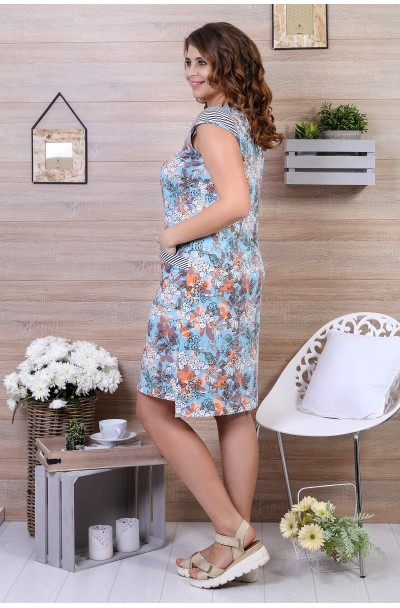 Платье Луиза Кулирка