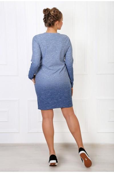 Платье Стиль 1 Футер