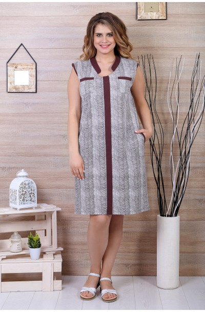 Платье Бриджит-1 Кулирка