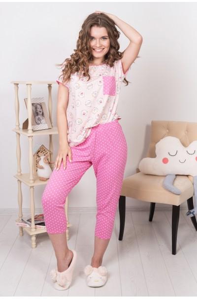 Пижама Облачка-2 Кулирка