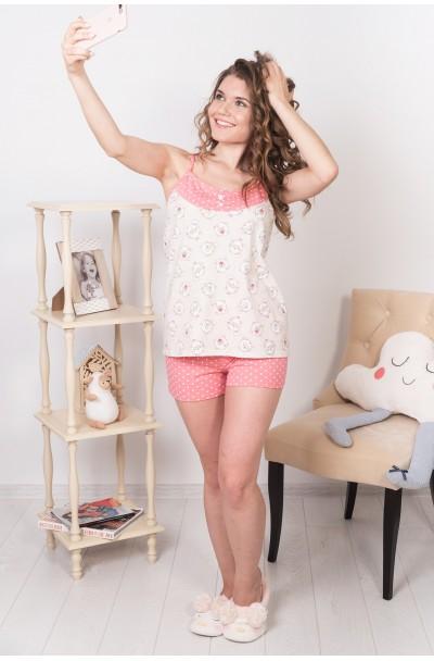 Пижама Облачка-5 Кулирка