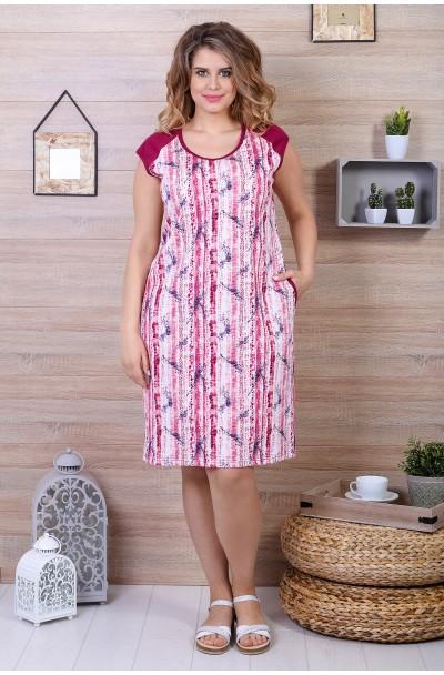 Платье Азия-1 Кулирка