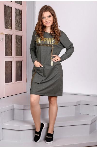 Платье Альфа-1 Футер