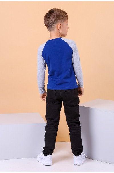 Джемпер для мальчика Мистер-6