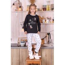 Пижама детская Мышки-пати-1