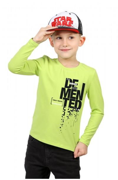 Джемпер для мальчика  Мистер-8