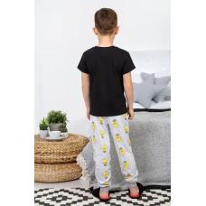 Пижама для мальчика  Лампочки-3