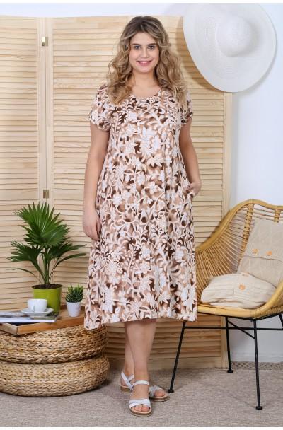 Платье Лето-1 Кулирка