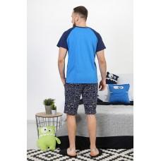 Пижама мужская  Пакман -2